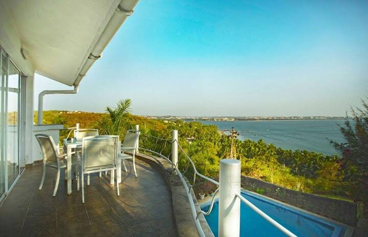 Luxury 4BHK Villa with a view