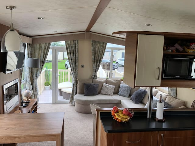 Haven Holiday Luxury Caravan Rental