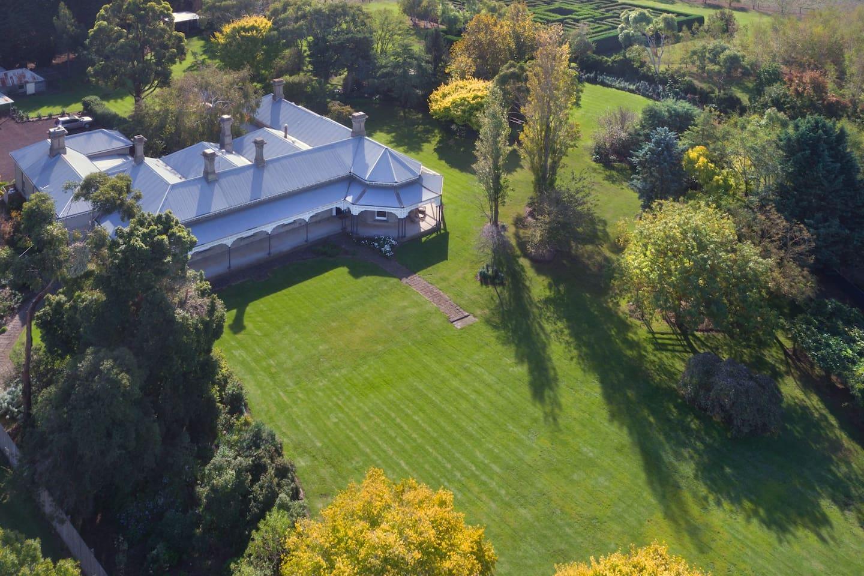 19th Century House With Huge Garden Blauveltpark Houses For