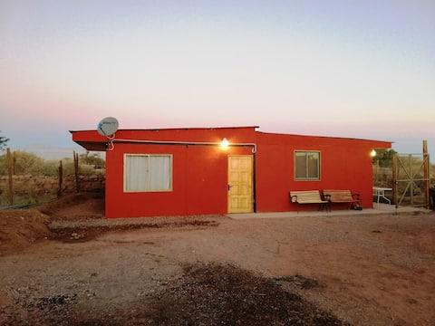 Cabaña Acogedora a Pasos del Centro del Pueblo