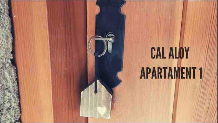 Apartamentos CAL ALOY, Arfa, A