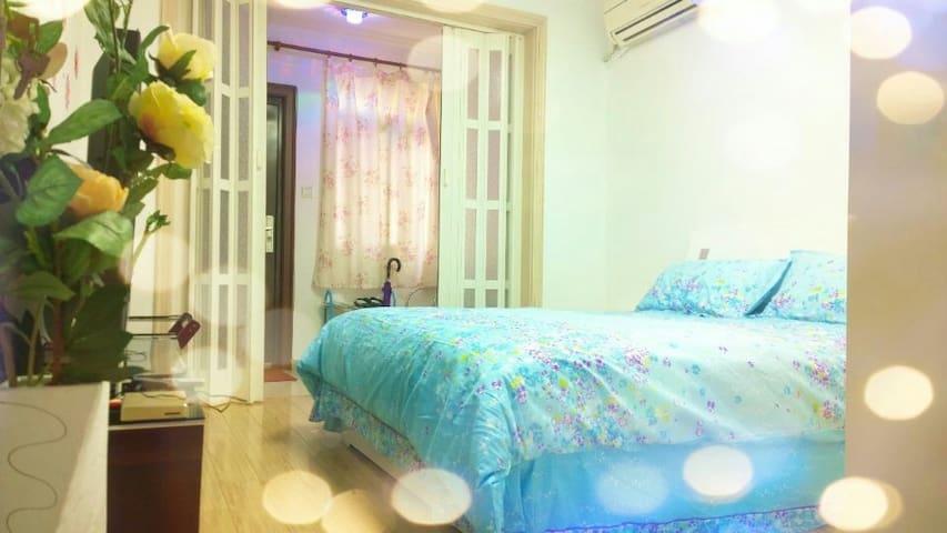 鼓楼中心,温馨的46平米单室套,一室一厅一厨一卫,出行方便,配套齐全。 - Nanjing - Pis