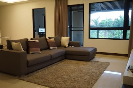 Vegan Retreat - 12 Mins MRT (A3 Airport Line) - Xinzhuang District