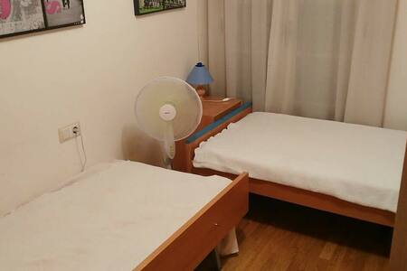 Single room for single/double occupants. - Huesca