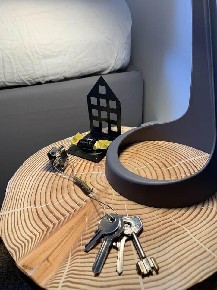 Appartamento Amelia - Camera Menta
