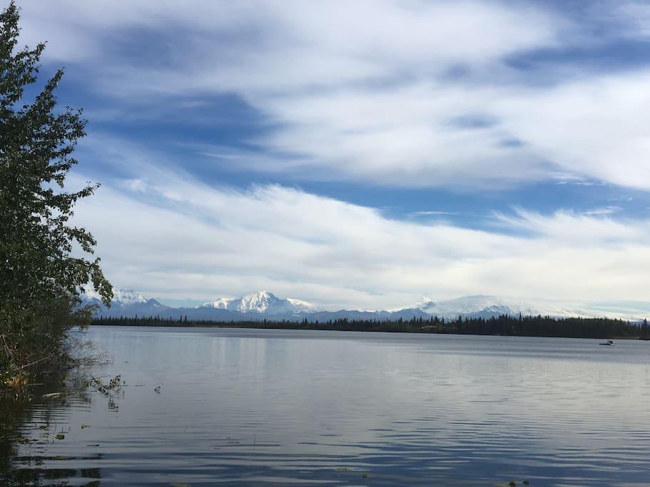 The Wrangell Mts.