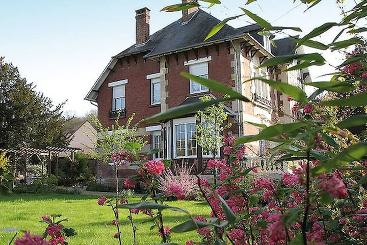 Demeure de charme avec beau jardin - Trosly-Loire - Casa