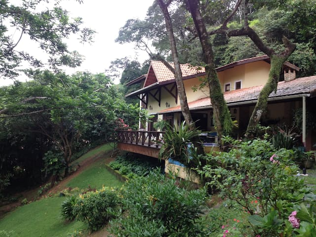 Casa em Guaramiranga - Guaramiranga - บ้าน