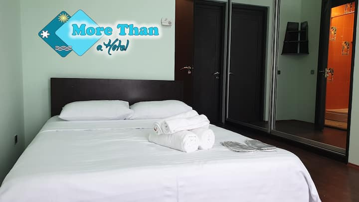 More than a hotel