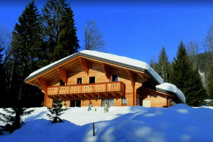 Cozy 8BD Chalet Spacious,Luxury Ski