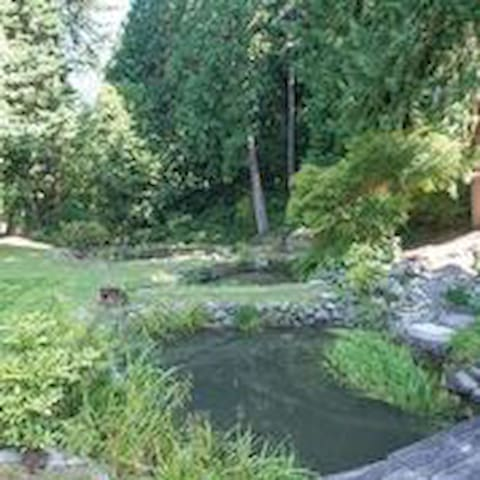 Three Ponds Retreat near Paine Field