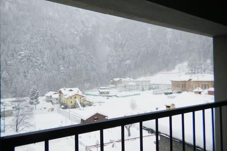 Valle D'Aosta-Courmayeur Sci Terme - Pre' Saint Didier