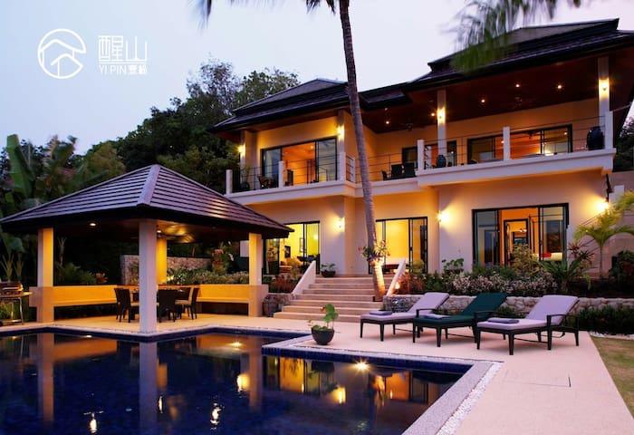 醒山·绿母精品别墅7BR Boutique Luxury Pool Villa
