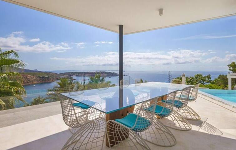 Villa C - View | Es Cubells - Sant Josep de sa Talaia - House