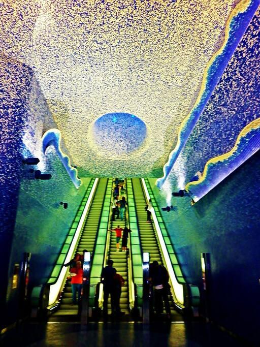 fermata metropolitana toledo