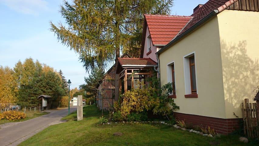 Forsthaus Großmenow - Fürstenberg/Havel - Apartamento
