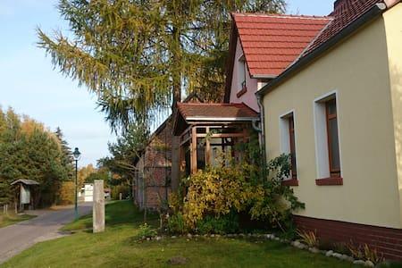 Forsthaus Großmenow - Fürstenberg/Havel - 公寓