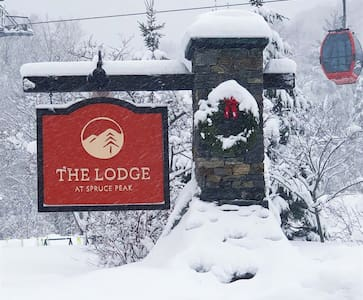 #363 Inside The Lodge At Spruce Peak | Studio | Big Spruce Peak Mountain Views, Private Balcony, Slope-Side