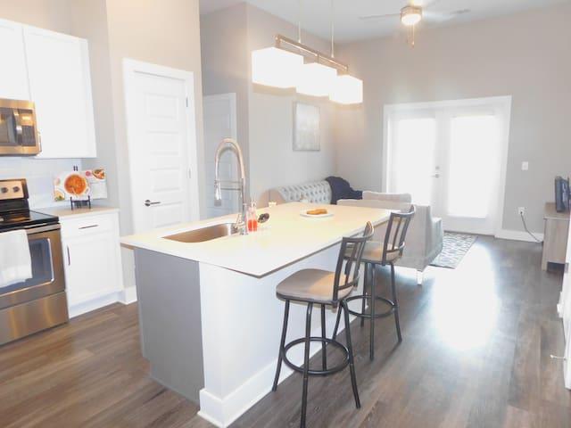 Luxury Apartment 2 mins from Braves  Suntrust Park