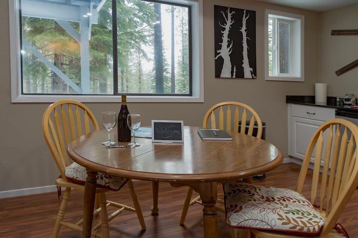 Private Studio in Tahoe Paradise