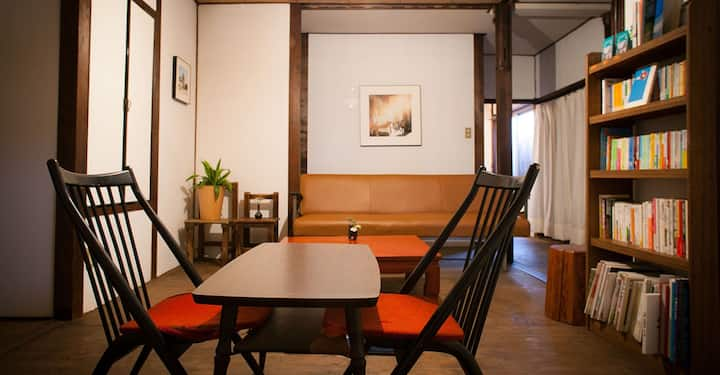 Japanese-style room for 1-3 people