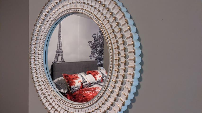 Bedroom 1 (Paris Romance)