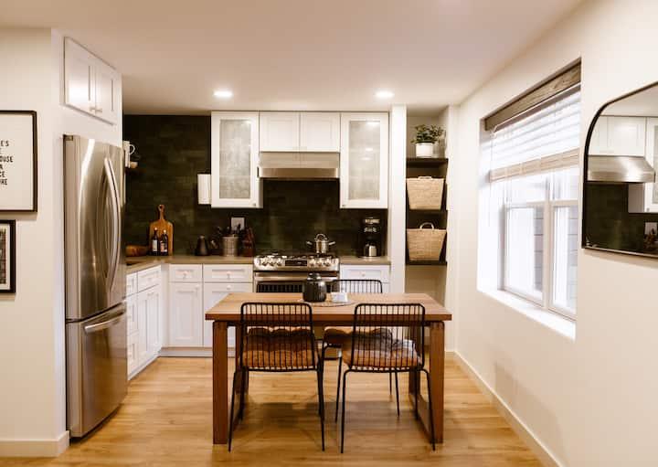A Cozy Modern Boho Studio Apartment