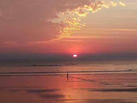 Kashid/Nandgaon beach side ac stay #anandi villa