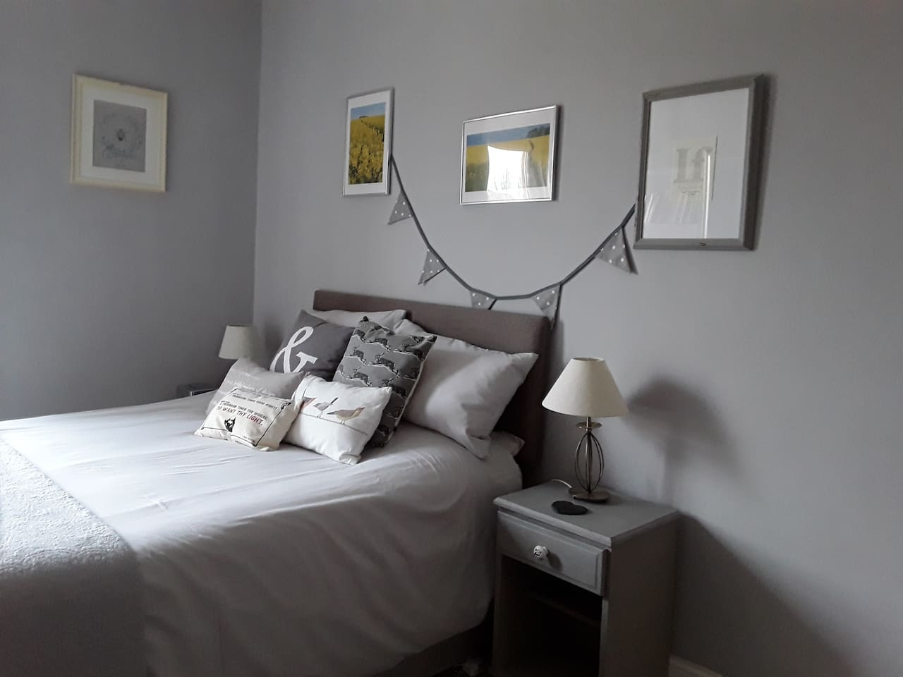 Both Guest Rooms Have Recently Been Refurbished