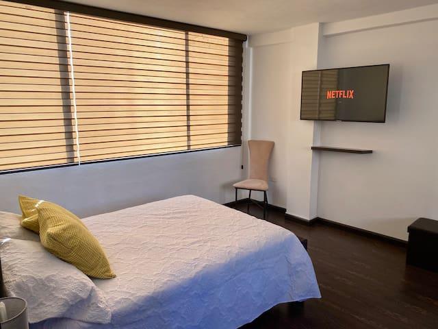 Moderno Apartamento 2 Hab - Centro de la Ciudad #2