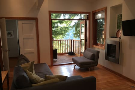 Deep Cove Loft with Water and Mountain Views - North Vancouver
