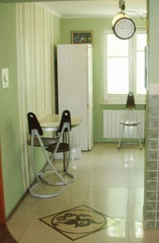 Homey 1-2 bed apartment - Kielce - Pis