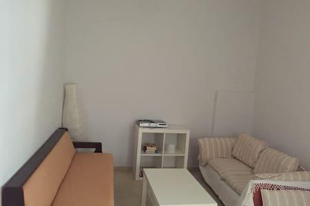 Διαμέρισμα 57τ.μ στο κέντρο του Αλιβερίου - Aliveri - Pis