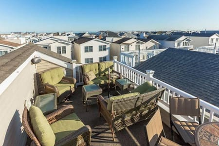Beautiful Goldcoast 2nd Floor Condo - Ocean City