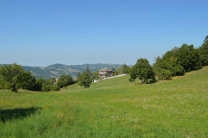 Piacenza -Rural paradise - recharge your soul! - San Michele - Byt