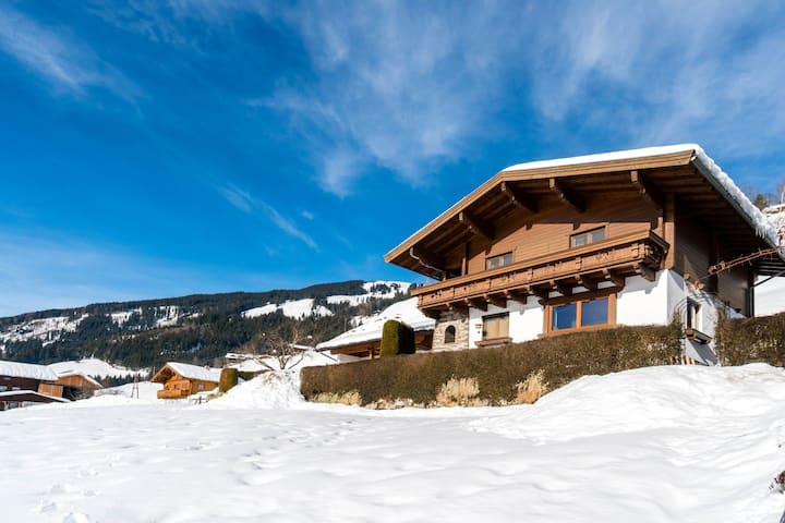 Modern Apartment near Ski Area in Salzburg