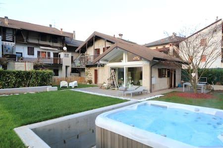 A due passi dal lago - Caldonazzo - Villa