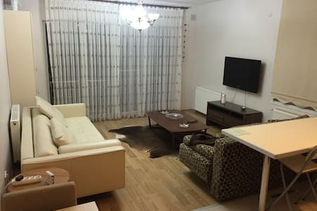 1+1 Stunning apartment in Corlu - Çorlu