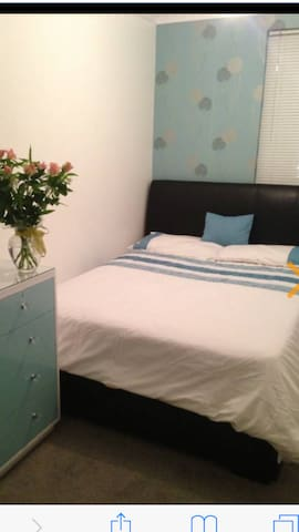 Private double room Snaresbrook