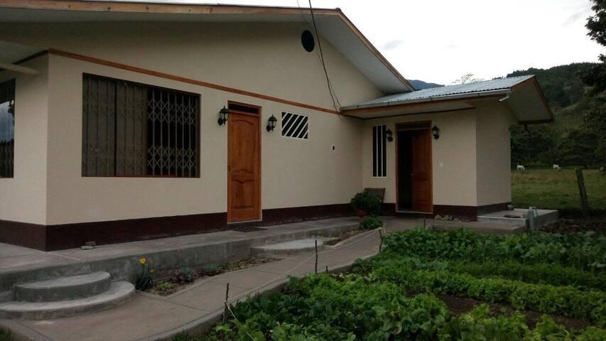 Habitación campestre