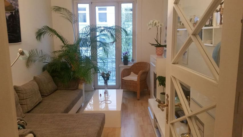 Cozy Apartment at a fancy location - Hamburgo - Apartamento