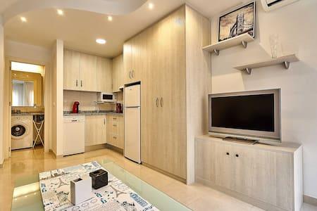 Modern studio for 3 persons_La Loma 3 - 托雷维耶哈 - 公寓