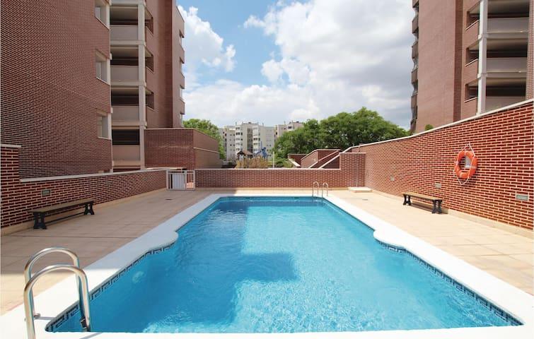 Holiday apartment with 3 bedrooms on 93m² in Alicante