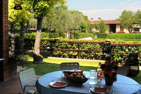 "Family Paradise in the countryside ""IL CASCINALE"""