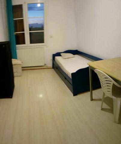 Chambres privées à 10 min de La Rochelle