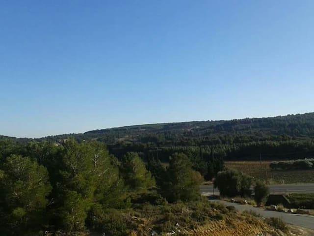 T2 avec vue sur L'étang de Bages et les Pyrénées - Narbonne - Apartment