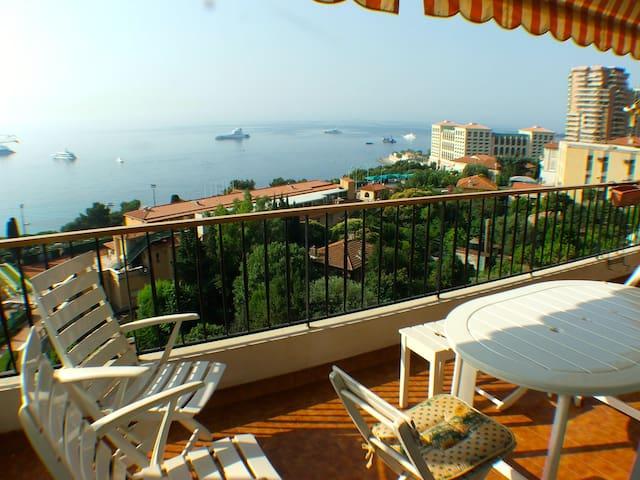 Résidence le Saint Charles - Monaco - Roquebrune-Cap-Martin - Lägenhet