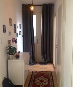 Charmantes Zimmer in zentraler Lage - Hildesheim - Apartament