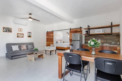 Condomínio na Casa La Ceiba 1 a 3 PESSOAS