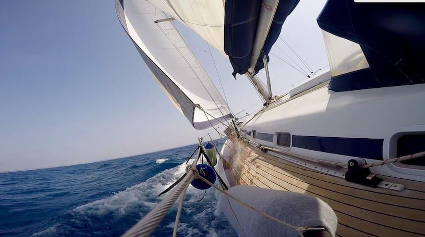 MASH ONE - Porto Cesareo - Boat